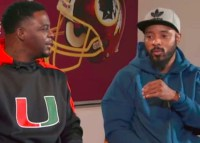 Clinton Portis & Santana Moss Admit To Sipping Hennessy Before NFL Games