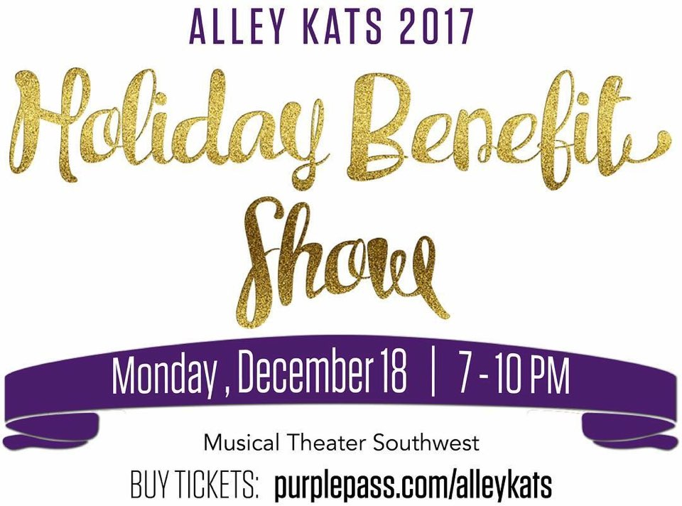 holiday benefit show