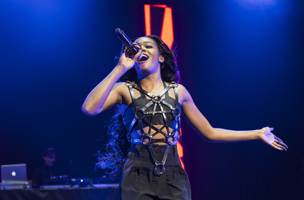 "Azealia Banks Says She Was ""Low Key"" Raped On Her Instagram Story"