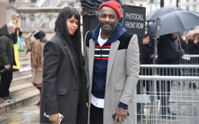 Idris Elba Stunts In The Sun With Fiancée', Lonely Hearts Twitter In Shambles