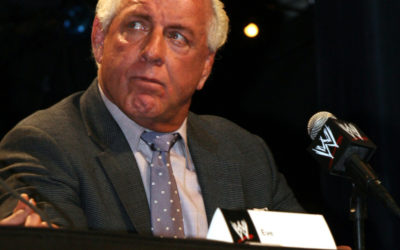"Ric Flair Used The Migos ""Ric Flair Drip"" As The Entrance Song To His Wedding"