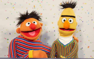 Bert and Ernie Are a Gay Couple, Per 'Sesame Street' Writer