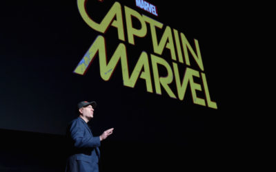 Marvel Takes It Back To The '90's, Unveils Trailer For 'Captain Marvel'