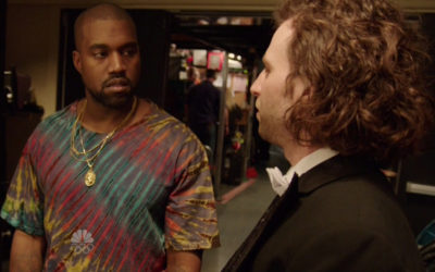 Kanye West Is 'Saturday Night Live's' Musical Guest On Sept. 29