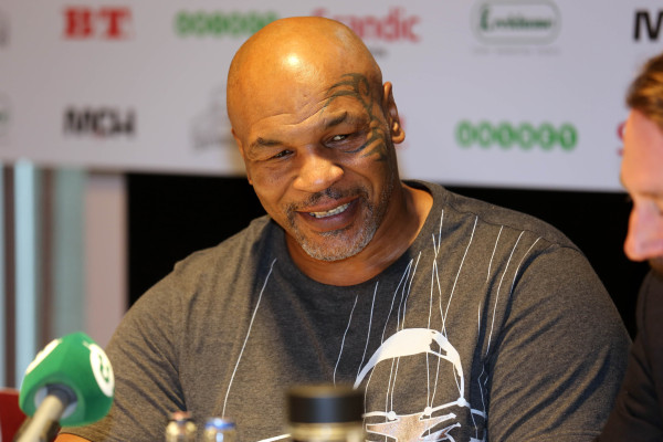 Cannabith: Mike Tyson Expands Weed Biz, Now Making Bongs