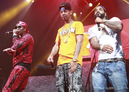 "The Diplomats ""Sauce Boyz,"" Jay Critch ft. Fabolous & French Montana ""Try It"" & More 