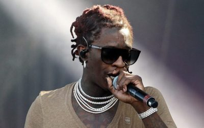 Young Thug Back In The Bing, Bail Revoked For Failed Drug Test