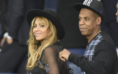 Beyoncé & Jay-Z's Thank You Speech For The BRIT Awards Was Epically Black [Video]