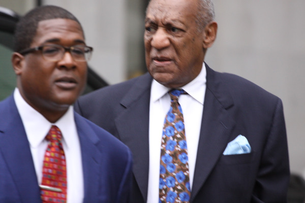 Bill Cosby Reportedly Having A Blast In Prison