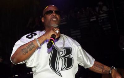 DMX Gives Passionate Sermon Before Kanye West's Outdoor Performance