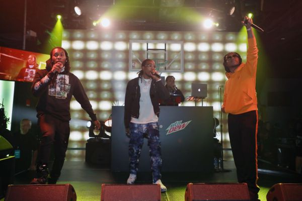 Migos Partners With Cam-Am To Release 3-Wheeled Motorcycle