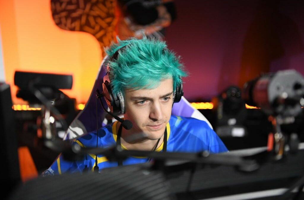 Tyler 'Ninja' Blevins Reportedly Paid $1 Million To Play 'Apex Legends'