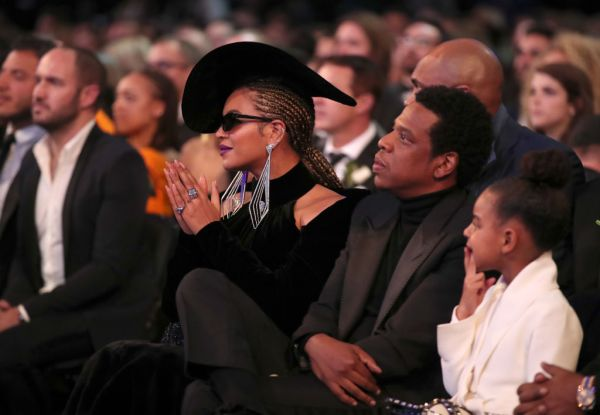 Beyoncé Embroiled In Blue Ivy Trademark Fight With Wedding Planner